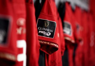Munster have been placed in Conference B of the Guinness PRO14.