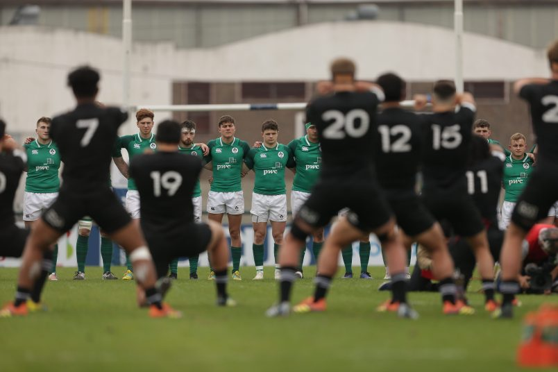 Munster Domestic Rugby Report Highlights Ireland U20s Finish Eighth