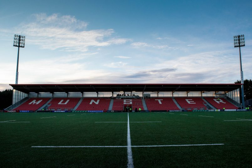 All four games at Irish Independent Park sold out last season.