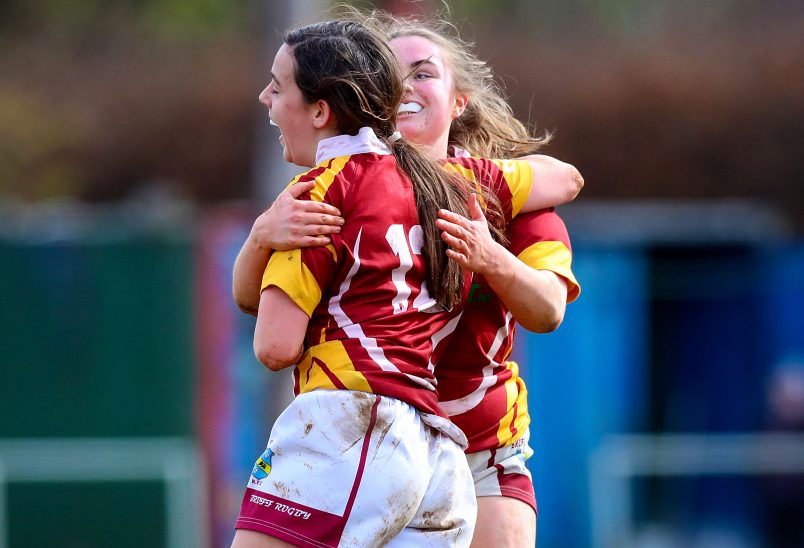 Munster Rugby Girls Skills Camps Begin