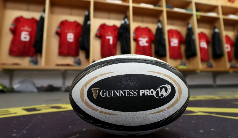 Munster will play 11 home games in the Guinness PRO14 regular season next year.