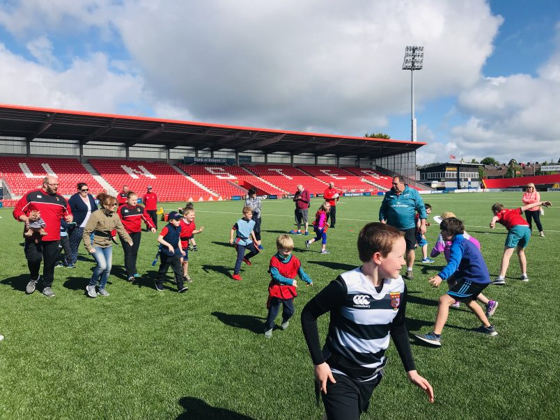 Munster Rugby Development To Host Inclusion Camp
