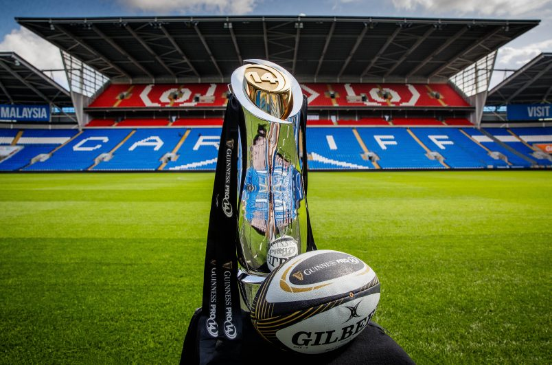 The Guinness PRO14 Final at Cardiff City Stadium, set to take place on June 20, has been cancelled.