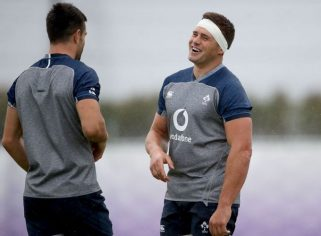 Rugby World Cup 2019 (Coverage in the USA).