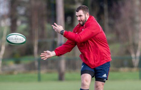 James Cronin has returned to full training.