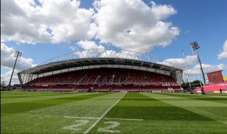 Thomond Park hosts Munster