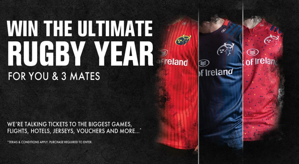 Win The Ultimate Rugby Year With Life Style Sports