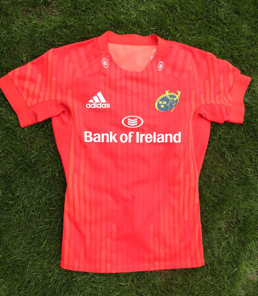 Buy the new Munster home jersey and you could win this fantastic prize.