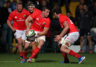 Tommy O'Donnell will captain Munster against Connacht.