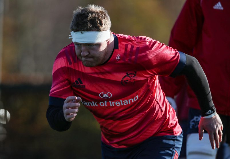 Stephen Archer has made 199 appearances for Munster over the past 10 seasons.