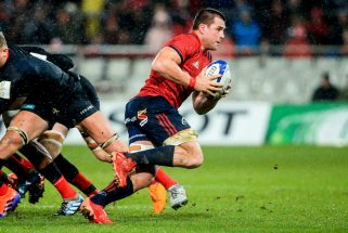CJ Stander has made more carries than any other player in the Champions Cup so far this season.