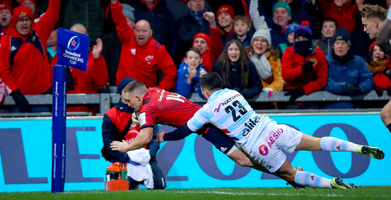 Meeting Point Details – Racing 92