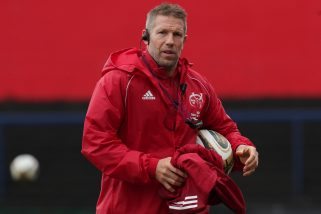Colm McMahon is the new Munster Rugby Head of Rugby Development.