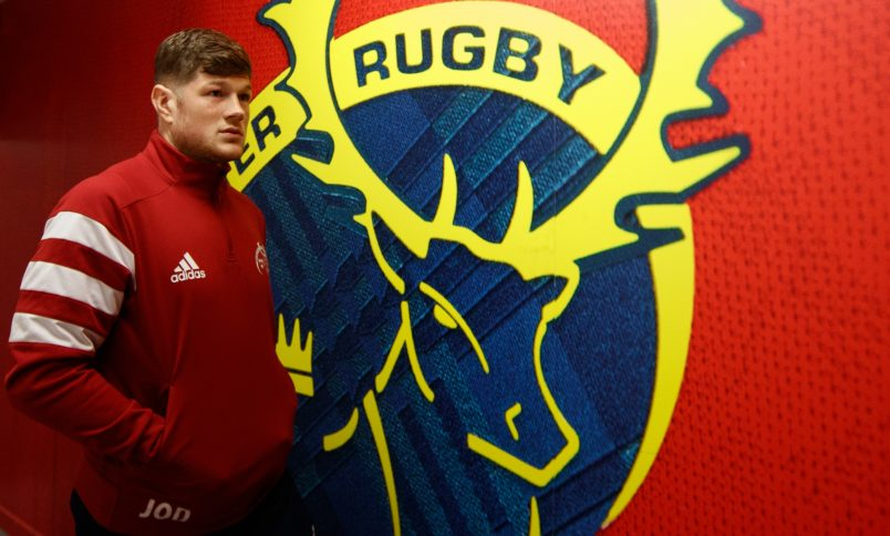 Munster Rugby Eight Munster Players In Ireland 6 Nations Squad