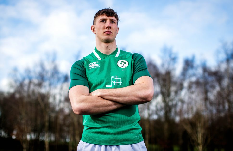 Ahern Ready To Lead From The Front In Green