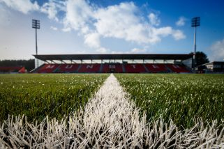 Irish Independent Park hosts three Friday night games over the next three weeks.