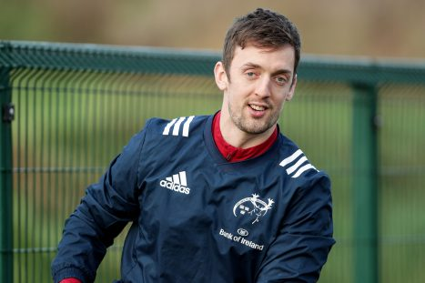 Darren Sweetnam is being reintroduced to training this week.