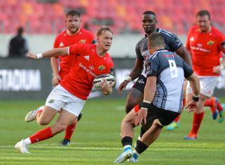 Mike Haley in action against the Southern Kings earlier this season.