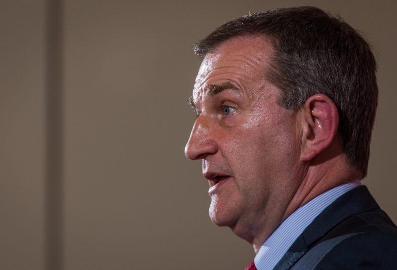 Retired Munster Rugby CEO Garrett Fitzgerald.