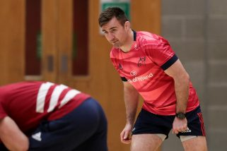 Team Named | Munster Side To Face Zebre