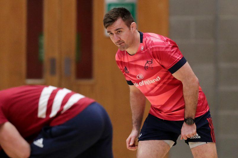 Team Named | Munster Side To Face Zebre