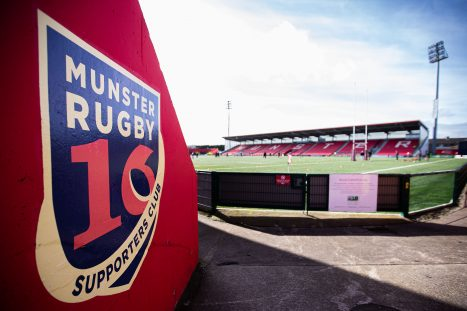 Irish Independent Park hosts Munster v Benetton at the end of the month.