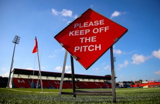 The clash was due to be played at Irish Independent Park this month.