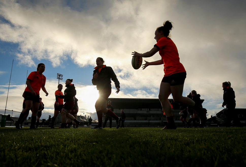 Ballincollig Seek Womens Team Head Coach - Irish Rugby