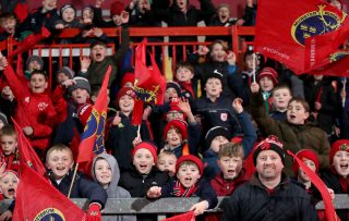 Munster fans young and old from across the world can get involved.