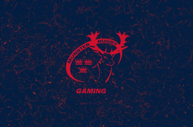 Munster Rugby launched a new partnership with Phelan Gaming in April.