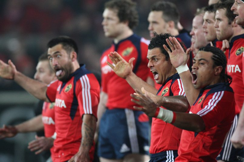 Munster Rugby Munster Influences From Abroad