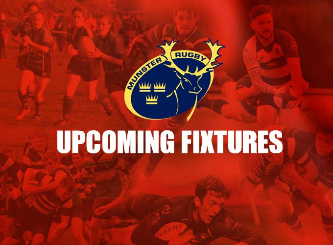 Upcoming Fixtures
