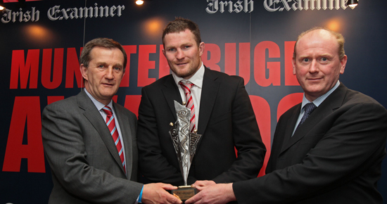Donnacha Ryan Scoops Player Of The Year