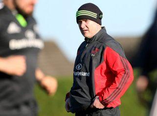 Internationals Return For Munster