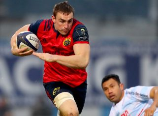 Munster Name Side For Crucial Racing Clash