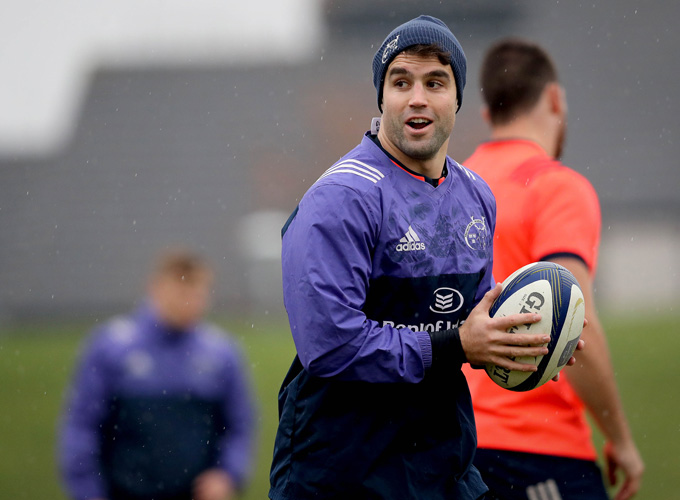 Munster Side Named For Leicester Tigers