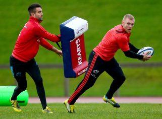 Munster Squad Named For Leicester
