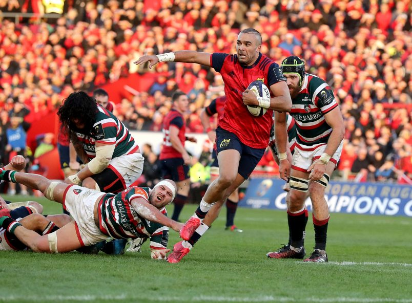 Munster Unchanged For Tigers Trip