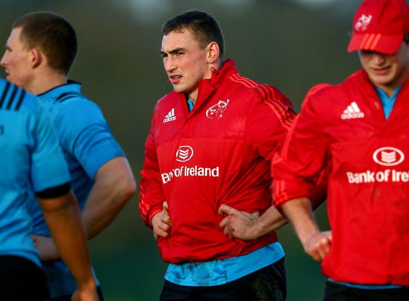 O'Donnell Set For Munster Return