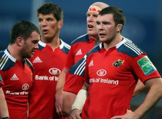 Penney Names Strong Side To Face Perpignan