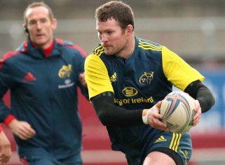 Ryan Returns For Munster