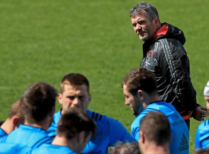 Unchanged Side For Scarlets Showdown
