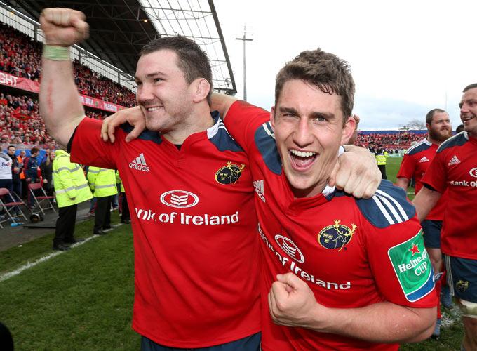 Varley To Captain Munster