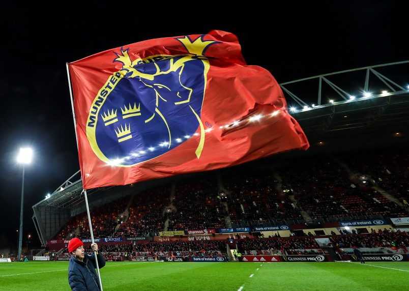 A message for Munster supporters.