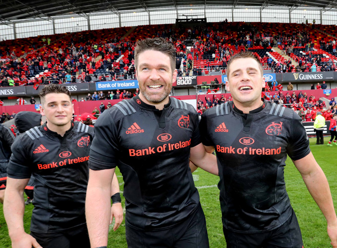 Champions Cup Rugby Secured