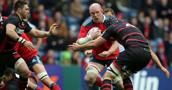 Disappointing Defeat In Murrayfield