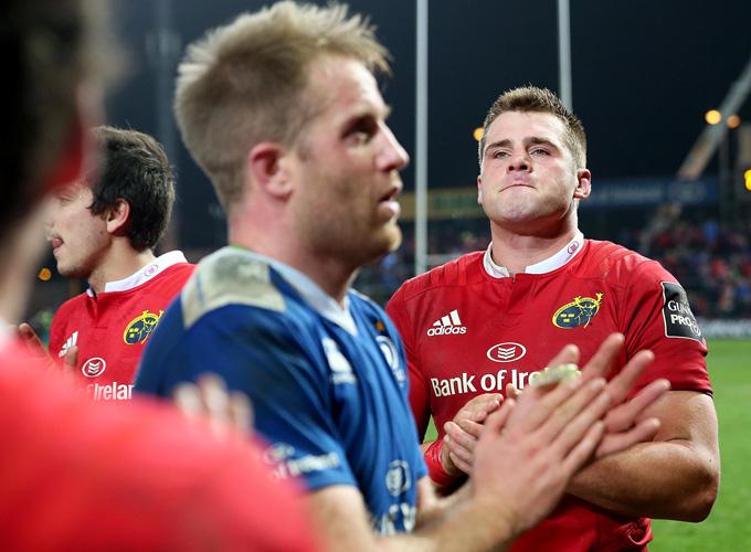 Leinster Take Spoils At Thomond