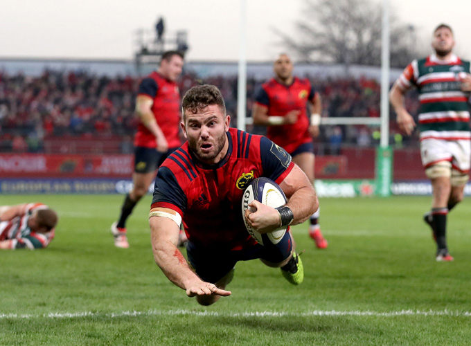 Magnificent Munster Tame Tigers In Thomond