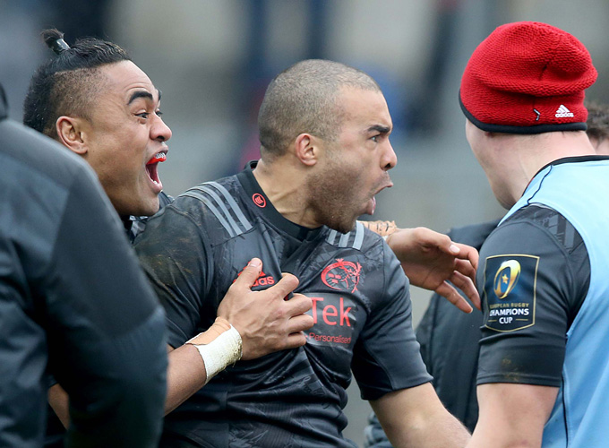 Munster Bounce Back In Style At Thomond