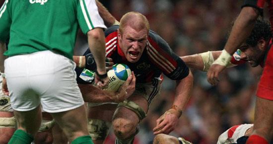 Munster Champions of Europe